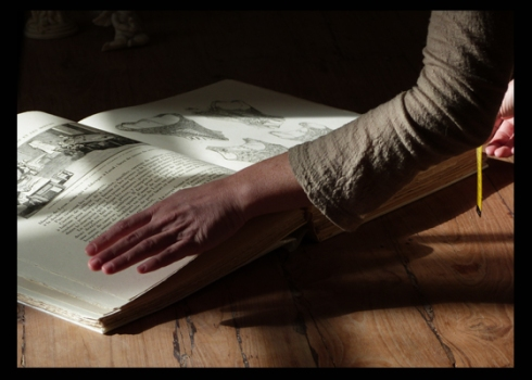 Literatur zum konsultieren im Korett Atelier von Beata Sievi in Winterthur
