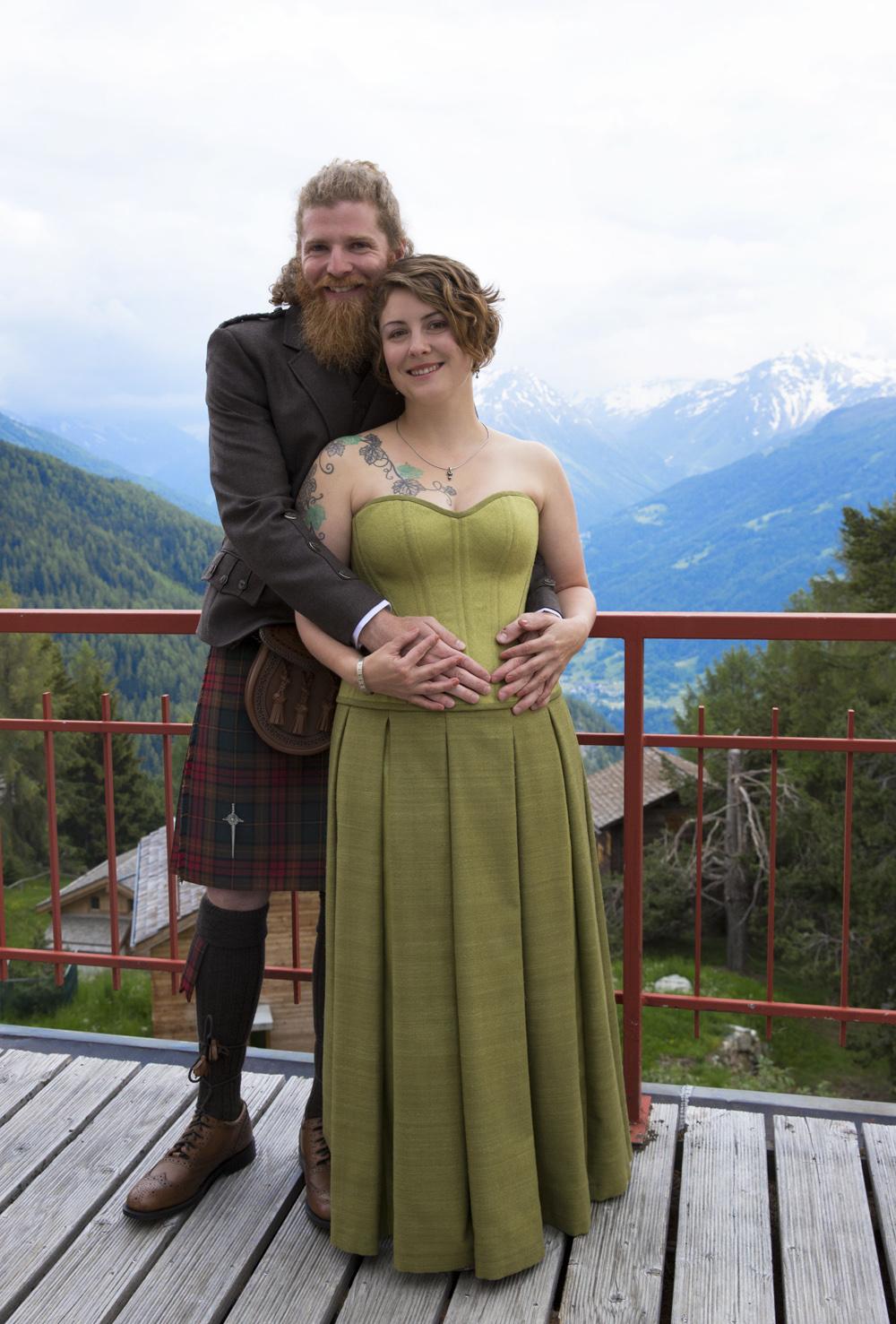 Hochzeitskorsett angefertigt von Beata Sievi. Wedding-corset by Beata Sievi Corset Artist